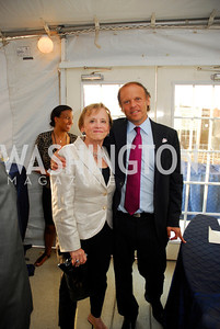 "Marion Ein Lewin,Mark Ein,,June 20,2012,""A Night of Broadway Stars"" Honoring Ted Leonsis Benefitting Covenant House,Kyle Samperton"