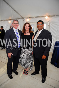 "Daniel Brannen,Marilyn,Brannen,Edmund Fleet,June 20,2012,""A Night of Broadway Stars"" Honoring Ted Leonsis Benefitting Covenant House,Kyle Samperton"
