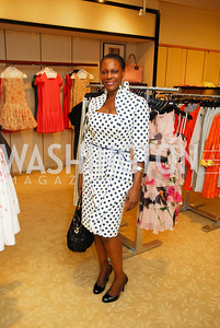 Anna Muganda, A Presentation of Fall 2012 Oscar de la Renta Benefiting Global Health Corps at Saks Jandel, May 4, 2012, Kyle Samperton