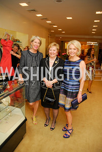 Winton Holladay, Judy Schilling, Mary Ourisman, A Presentation of Fall 2012 Oscar de la Renta Benefiting Global Health Corps at Saks Jandel, May 4, 2012, Kyle Samperton