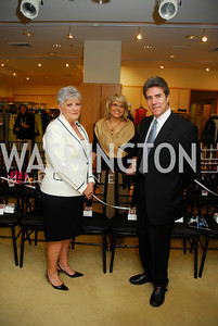 Cherie Doggett, Rose Cohen, Peter Marx, A Presentation of Fall 2012 Oscar de la Renta Benefiting Global Health Corps at Saks Jandel, May 4, 2012, Kyle Samperton