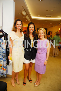 Julia Farr, Paige McKenzie, Dana Bash, A Presentation of Fall 2012 Oscar de la Renta Benefiting Global Health Corps at Saks Jandel, May 4, 2012, Kyle Samperton