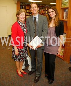 Elizabeth Lodal,Chris King,Anna Chamberlain,May 8,2012,A Reading of ''Yours in Truth'' by Jeff Himmelman at Politics and Prose,Kyle Samperton