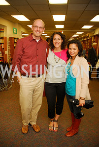 Tony Brunswick,Ali Just,Heather Wilson,May 8,2012,A Reading of ''Yours in Truth'' by Jeff Himmelman at Politics and Prose,Kyle Samperton