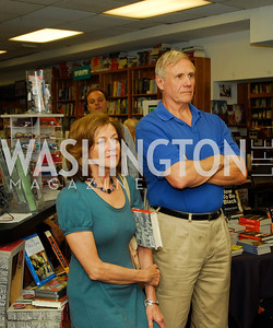 Margi Vandehye,Jim Vanderhye,May 8,2012,A Reading of ''Yours in Truth'' by Jeff Himmelman at Politics and Prose,Kyle Samperton