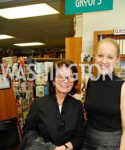 Jamie Craft,Clara Brillembourg,May 8,2012,A Reading of ''Yours in Truth'' by Jeff Himmelman at Politics and Prose,Kyle Samperton