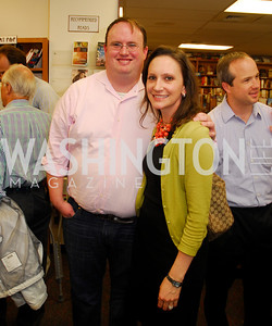 Michael Meyer,Marika Meyer,May 8,2012,A Reading of ''Yours in Truth'' by Jeff Himmelman at Politics and Prose,Kyle Samperton