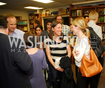 Sarah Cross,Libby Speth,May 8,2012,A Reading of ''Yours in Truth'' by Jeff Himmelman at Politics and Prose,Kyle Samperton