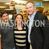 Lilly Speth,Will Smith,Charlie Speth,Jeremy Himmelfarb,Sarah Cross,John GilandsonMay 8,2012,A Reading of ''Yours in Truth'' by Jeff Himmelman at Politics and Prose,Kyle Samperton