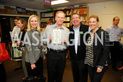 Marne Levine,Jan Lodal,Philip Deutch,Emily Lenzer,May 8,2012,A Reading of ''Yours in Truth'' by Jeff Himmelman at Politics and Prose,Kyle Samperton