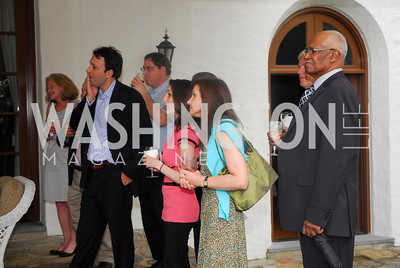 Reception for Arts for the Aging at the Residence of The Swedish Ambassador,June 12,20012,Kyle Samperton
