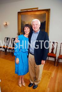 Janine Tursini,Don Bliss,June 12,2012,Reception for Arts for the Aging at the Residence of The Swedish Ambassador,Kyle Samperton