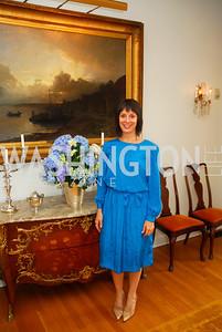 Janine Tursini,June 12,2012,Reception for Arts for the Aging at the Residence of The Swedish Ambassador,Kyle Samperton