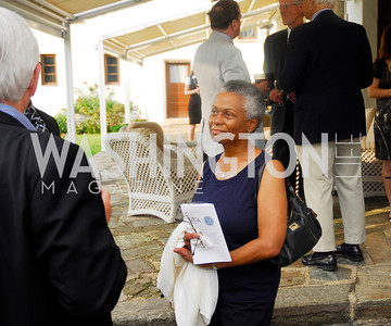 Marie Bernard,,June 12,2012,Reception for Arts for the Aging at the Residence of The Swedish Ambassador,Kyle Samperton