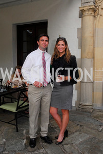 Elliott Datlow,Katie Tabb,June 12,2012,Reception for Arts for the Aging at the Residence of The Swedish Ambassador,Kyle Samperton