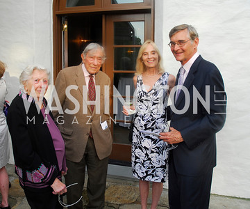 Peggy Ritzenberg,Ali Ritzenberg,Cynthia McLintock,Lee Pickard,June 12,2012,Reception for Arts for the Aging at the Residence of The Swedish Ambassador,Kyle Samperton