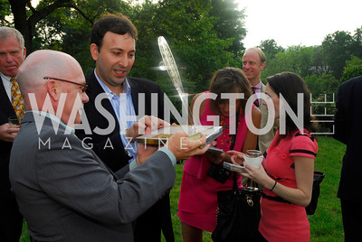 Rob Arner,Barbar Arner,Susanna Michelson,Rebecca Bloom,,June 12,2012,Reception for Arts for the Aging at the Residence of The Swedish Ambassador,Kyle Samperton