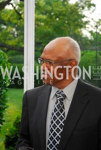 Leonard Tomilson,June 12,2012,Reception for Arts for the Aging at the Residence of The Swedish Ambassador,Kyle Samperton