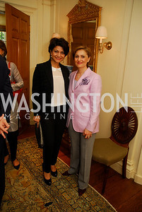 Shamin Jawad,Darya Nasr,A Reception for Vali Nasr,April 19,2012,Kyle Samperton