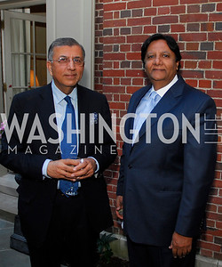 Shuja Nawaz, Ray Mamood,A Reception for Vali Nasr,April 19,2012,Kyle Samperton