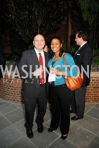 ChrisLavine,Kim McClure,A Reception for Vali Nasr,April 19,2012,Kyle Samperton
