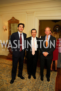 Ashfin Molari,Vali Nasr,Steven Ratner,A Reception for Vali Nasr,April 19,2012,Kyle Samperton