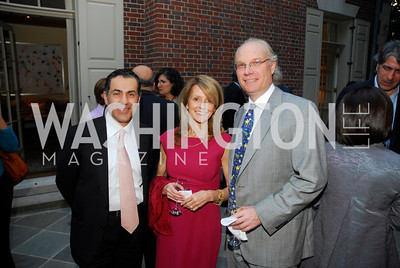 Vali Nasr,Maureen WhiteTimothy Lenderking,A Reception for Vali Nasr,April 19,2012,Kyle Samperton