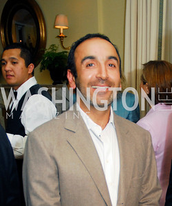 Hossein Fateh,A Reception for Vali Nasr,April 19,2012,Kyle Samperton