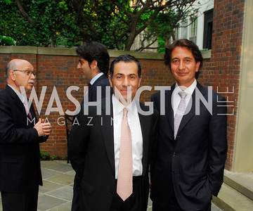 Vali Nasr,,Said Jawad,A Reception for Vali Nasr,April 19,2012,Kyle Samperton