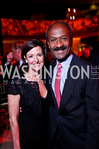 Denise Grant and Frank Raines. A Vintage Affair. Photo by Tony Powell. Embassy of Italy. April 21, 2012