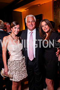 Meghan Kane, Bill Manders, Katina Vassos. A Vintage Affair. Photo by Tony Powell. Embassy of Italy. April 21, 2012