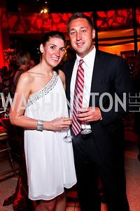 Kelly Reed, Jason Birmingham. A Vintage Affair. Photo by Tony Powell. Embassy of Italy. April 21, 2012
