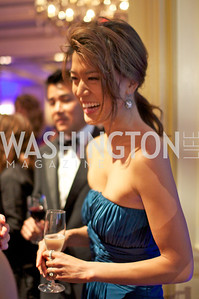Grace Park, from Hawaii Five-0 and Battlestar Galactica. Asian Pacific American Institute for Congressional Studies (APAICS) .  This 18th Annual Gala Awards was the largest yet, thanks in part to the White House Initiative on Asian Americans and Pacific Islanders.  President Obama spoke.  Photo by Ben Droz.