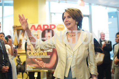 Democratic Leader Nancy Pelosi. Asian Pacific American Institute for Congressional Studies (APAICS) .  This 18th Annual Gala Awards was the largest yet, thanks in part to the White House Initiative on Asian Americans and Pacific Islanders.  President Obama spoke.  Photo by Ben Droz.