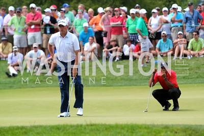 Bo Van Pelt & Tiger Woods