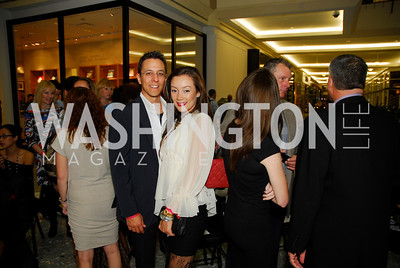 All  Acess Fashion  VIP  Runway Show presented by  Intermix andTysons Galleria,,September 28,2012,Kyle Samperton