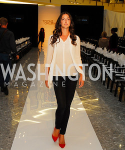 Kate Michael,September 28,2012,All  Acess Fashion  VIP  Runway Show presented by  Intermix andTysons Galleria,Kyle Samperton