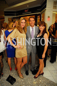 Katy Nelson,Scott Thuman,Kris Kuwana,September 28,2012,All  Acess Fashion  VIP  Runway Show presented by  Intermix andTysons Galleria,Kyle Samperton