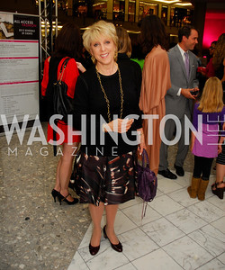 Jill Collins,September 28,2012,All  Acess Fashion  VIP  Runway Show presented by  Intermix andTysons Galleria,Kyle Samperton
