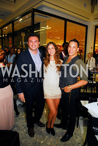 Michael Woestehoff,Sarah Yankoo,Jarret Leaman,September 28,2012,All  Acess Fashion  VIP  Runway Show presented by  Intermix andTysons Galleria,Kyle Samperton