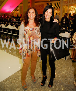Anna Avedano,Deborah Kalkstein,September 28,2012,All  Acess Fashion  VIP  Runway Show presented by  Intermix andTysons Galleria,Kyle Samperton