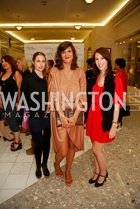 Kate Greene,Svetlana Legetic,Kara Manos,September 28,2012,All  Acess Fashion  VIP  Runway Show presented by  Intermix andTysons Galleria,Kyle Samperton
