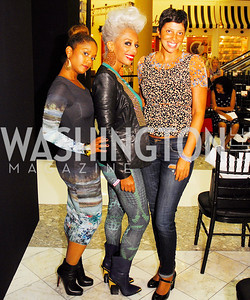 Jenny Dorsey,Shirley Gordon,Jennifer Thomas,September 28,2012,All  Acess Fashion  VIP  Runway Show presented by  Intermix andTysons Galleria,Kyle Samperton