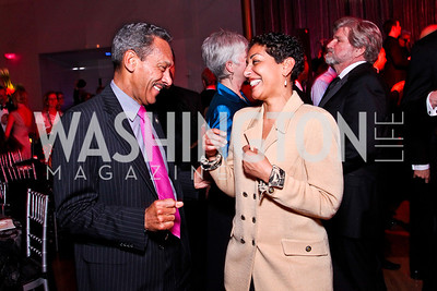 Congressman Mel Watt. Alvin Ailey Gala. February 7, 2012. Photo by Tony Powell