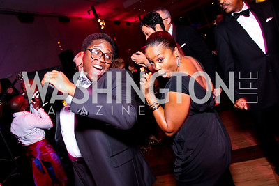 Alvin Ailey Gala. February 7, 2012. Photo by Tony Powell