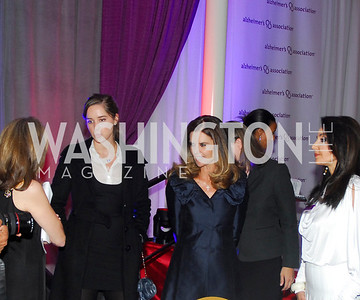 Christina Schwarzanegger,Maria Shriver,,April 24,2012,Alzheimers Association National Dinner,Kyle Samperton