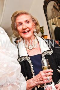 Wilhelmina Holladay. Bonnie McElveen Hunter Reception for the NMWA. Photo by Tony Powell. Aprl 26, 2012