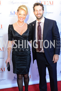 Katherine Heigl and Josh Kelley, The Congressional Coalition on Adoption Institute hosts the annual Angels in Adoption Gala at the Ronald Reagan Building. Photo by Ben Droz.