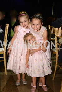 Stephanie, Lydia, and Alexis Pemberton The Congressional Coalition on Adoption Institute hosts the annual Angels in Adoption Gala at the Ronald Reagan Building. Photo by Ben Droz.