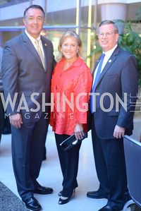 Congressman Trent Franks, Senator Mary Landrieu, Rich Nugent, The Congressional Coalition on Adoption Institute hosts the annual Angels in Adoption Gala at the Ronald Reagan Building. Photo by Ben Droz.